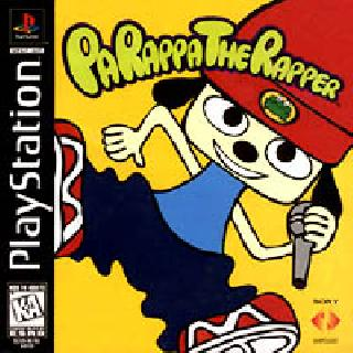 Screenshot Thumbnail / Media File 1 for Parappa the Rapper [NTSC-U]